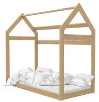 posteľ DOMECEK 80x160 drevený