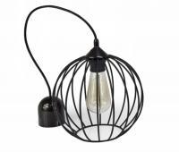 Závesné svítidlo LOFT 804-Z1 čierna
