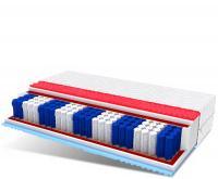 Taštičkový matrac CLOUD 9 zónový NanoHARD