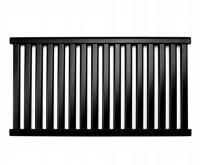 Kúpeľňový radiátor KA 20/1200 ČIERNA